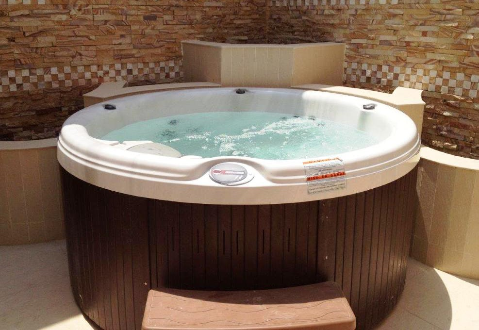 Sundance Spas Denali in Redding, California