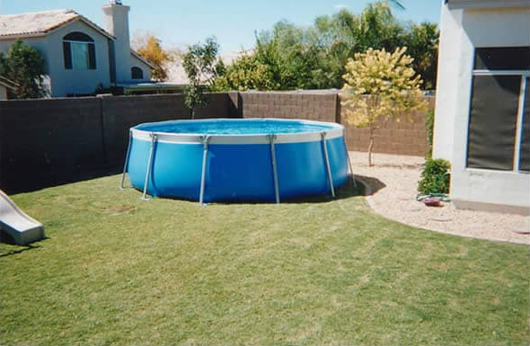 Kona Round Pool in California