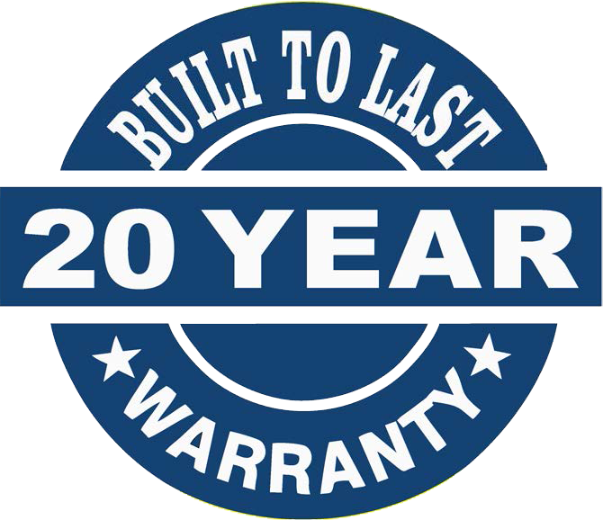 Built to Last 20 Year Pool Warranty